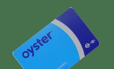 Oyster Card pour visiter Londres