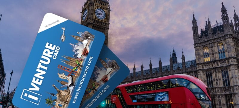 iventure card london