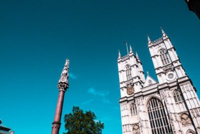 westminster abbey Photo by Justin Horton