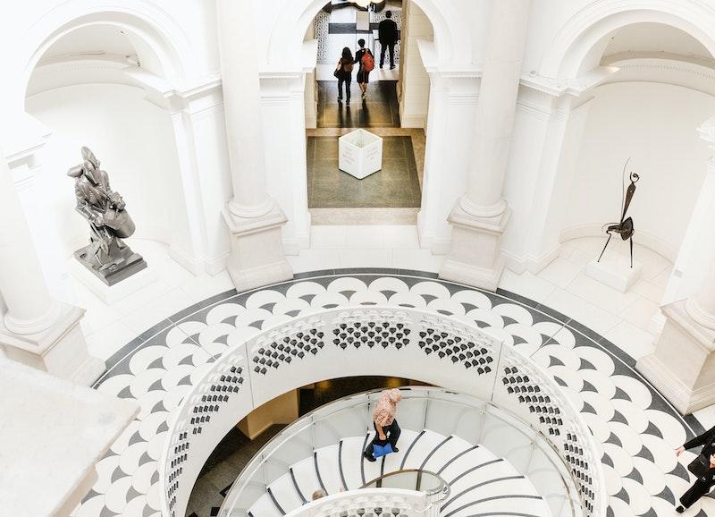 visiter Tate Britain miguel sousa