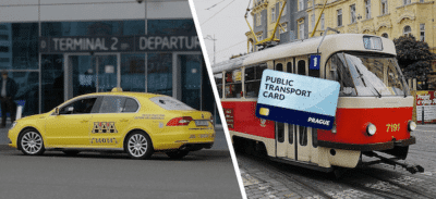 prague travel card