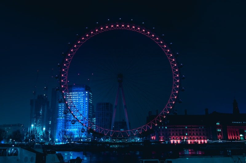Visiter Londres London Eye
