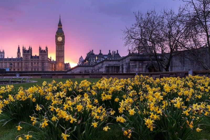 Visiter Londres Big Ben