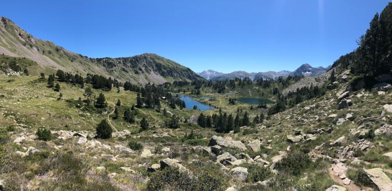 Randonnee-Pyrenees-lac-de-l-Oule-lac-du-bastan-2