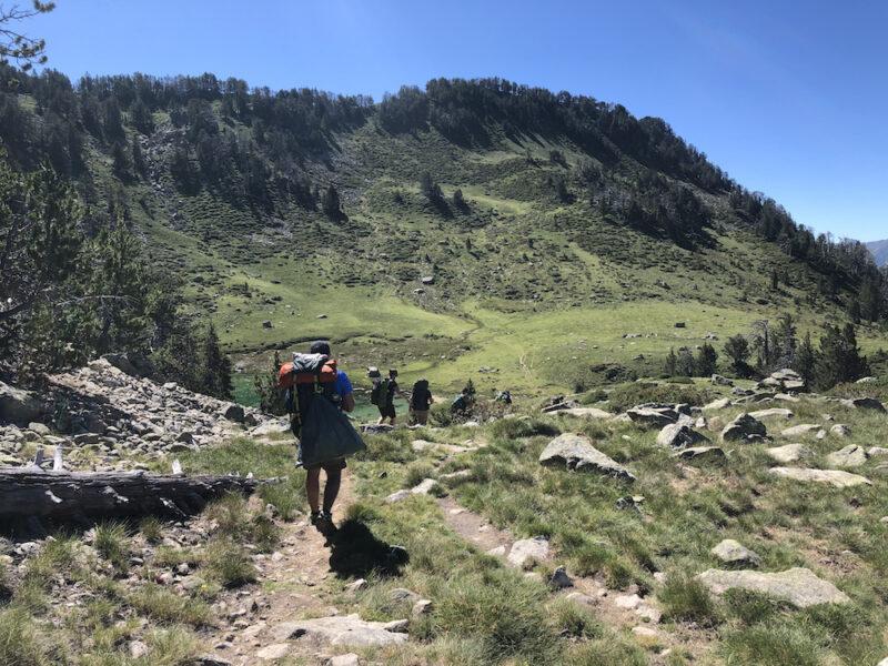 Randonnee-Pyrenees-lac-de-l-Oule-lac-du-bastan