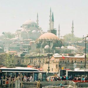 InterRail, Comment rejoindre la Turquie par la Grèce avec le pass InterRail ?