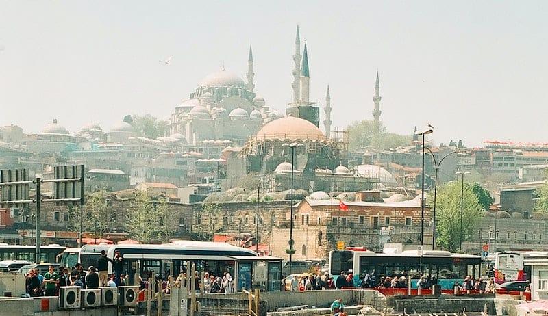InterRail, Comment rejoindre-la-Turquie-par-la-Grece-avec-le-pass-InterRail