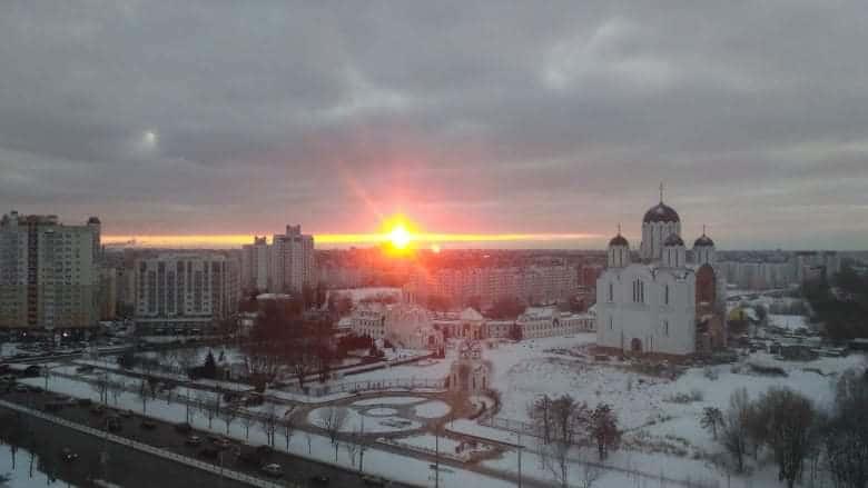 Voyager pas cher en Europe Biélorussie